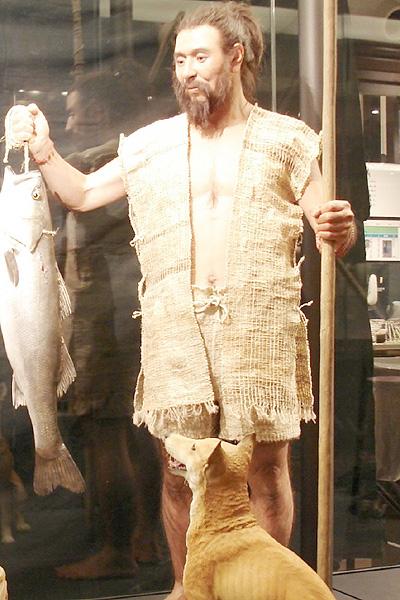 縄文人は「胴長短足」、南方起源ではない?