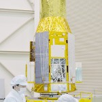 JAXA、X線天文衛星「アストロH」公開