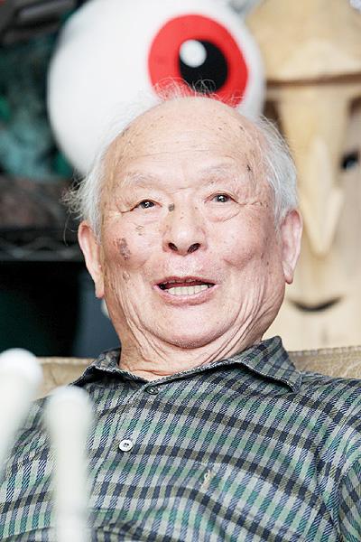 文化功労者、水木しげるさんが93歳で死去