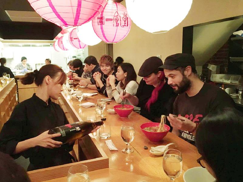 ニューヨークで日本の「庶民の味」が人気