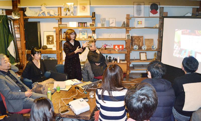福島復興で芸術家ら「アートで心通わせ」