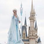 今年も「アナと雪の女王」イベントを開催