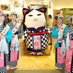 西新宿の都庁で「伊豆大島の物産展」を開催