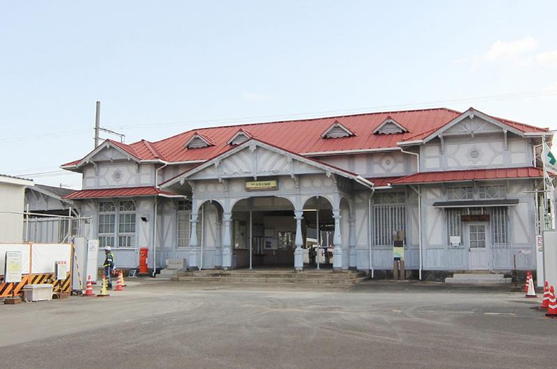 1897年開業の最も古い私鉄駅舎、27日で「引退」