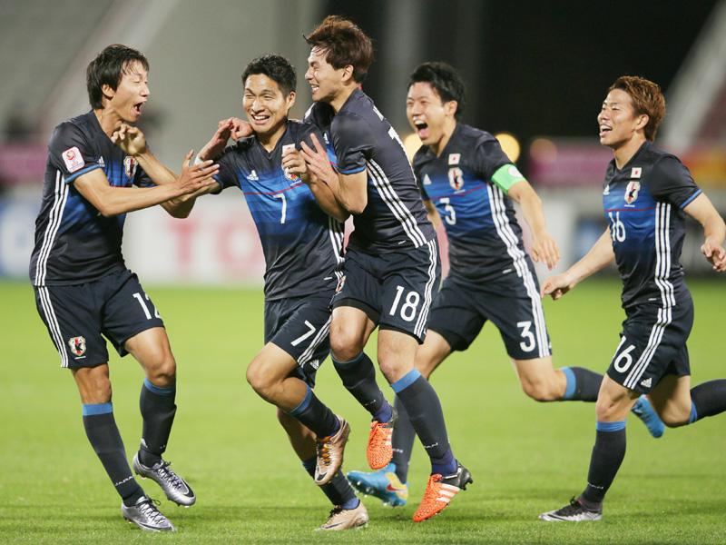 日本男子リオへ、6大会連続で通算10度目