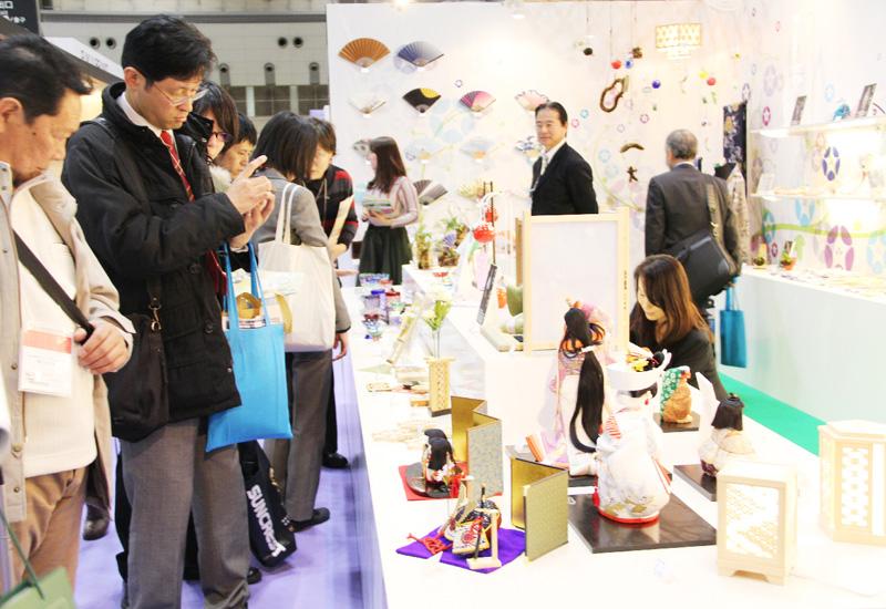 81回目、「東京国際ギフトショー」が開幕